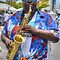 Street Musician in Nassau, The Bahamas by 242Digital