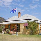 Cecil Plains Homestead by Graeme  Hyde