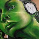Street Art 3 (Untitled) by stevefinn77