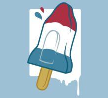 Rocket Pop - Frozen Treats Shirt by Blake Stevenson