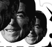 Ronald Raygun Sticker