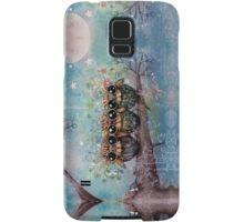 three little night owls iPhone and iPod case Samsung Galaxy Case/Skin