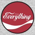 Enjoy Everything - Round by HighDesign