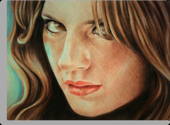 Kate Beckett by Sarah  Mac