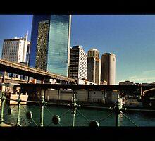 Circular Quay Indie scene by mashdown