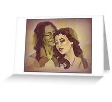 Love is Hope Greeting Card