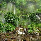 Benang kelambu waterfall by AdhiPrayoga