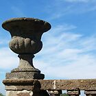 Old Stone Vase by photousb