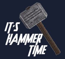 Avengers - Thor - Hammer Time by gemzi-ox
