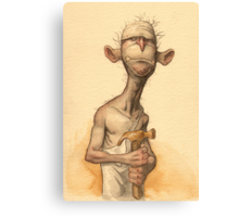 Goblin Hammer Canvas Print