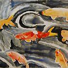 Goldfish II by Anita Morris