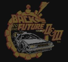 BACK to the future!! by John King III