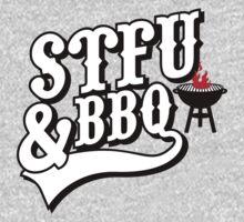Stfu & BBQ by Cheesybee
