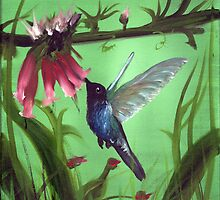 Hummingbird 3 by James Kruse