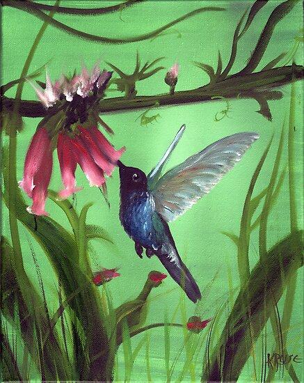 Hummingbird 3 by James Kruse