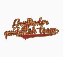 Gryffindor Quidditch Team by quidditched