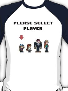Please Select Player T-Shirt