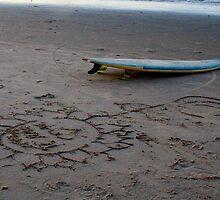 Surf Brazil by oftheessence