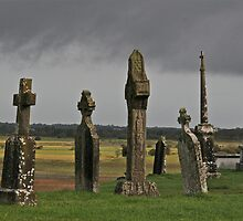 Irish Cemetery by Mary Fox