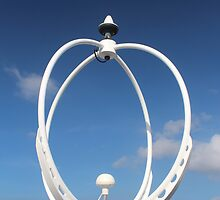 ship radar antena (?) by Debbie Montgomery