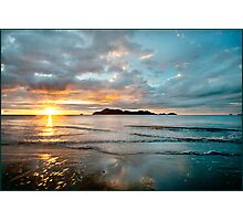 South Mission Beach Sunrise Photographic Print