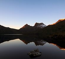 Clear Skies_Cradle Mountain by Sharon Kavanagh