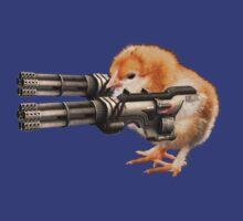 Guns Up Baby! by Jason  Solano