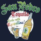 San Pedro Tequila - Made with Mescaline! by Artpunk101