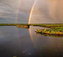 Double rainbow by THHoang