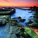 Mossy Rocks by Arfan Habib