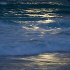 Oceans Blurred by DebbyTownsend