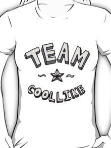 TEAM COOLLIKE - Gray T-Shirt
