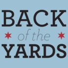 Back of the Yards Neighborhood Tee by Chicago Tee