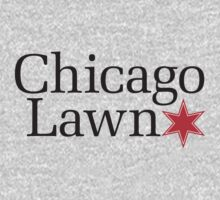 Chicago Lawn Neighborhood Tee by Chicago Tee
