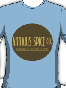 Dune - Arrakis Spice co. (version 2) T-Shirt