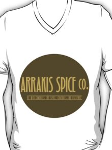 Dune - Arrakis Spice co. (version 2) T-Shirt