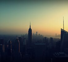 New York City by JonasAlbus