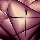 paper hearts by Ingz