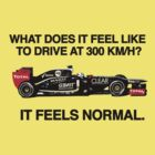 On Driving at 300Km/h by brilliantbutton