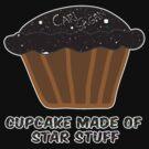 STAR STUFF CUPCAKE parody by M. E. GOBER