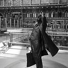 Betjeman by Mark Baldwyn