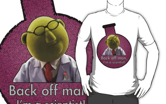 Dr. Bunsen Honeydew. by Raymond Doyle