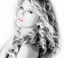 Taylor Swift - Pop Art by wcsmack