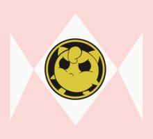 Pink Poké Ranger by SnippyFox