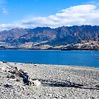 Lake Wanaka by CSchulstad
