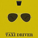 Taxi Driver by Trapper Dixon