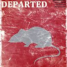The Departed (Vintage) by Trapper Dixon