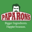 Papa Ron&#x27;s Pizza by TeeHut