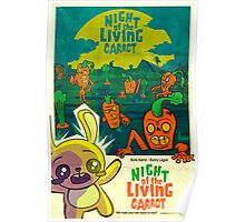 Night of the Living Carrot! Poster