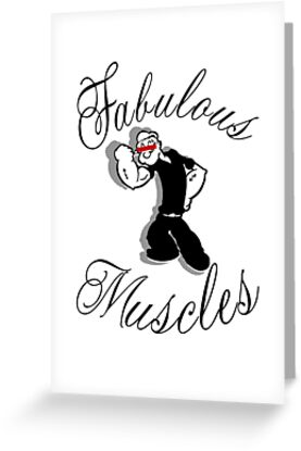 Fabulous Muscles by PleaseBelieve